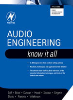 Audio Engineering : Know It All: Know It All - Douglas Self