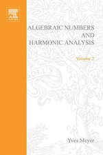 Algebraic numbers and harmonic analysis - UNKNOWN AUTHOR