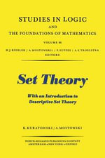 Provability, Computability and Reflection : With an Introduction to Descriptive Set Theory - Lev D. Beklemishev