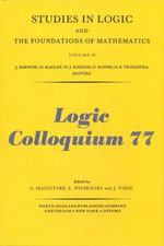 Provability, Computability and Reflection : Proceedings of the Colloquium Held in Wroc??aw, August 1977 - Lev D. Beklemishev