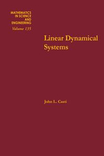 Linear dynamical systems : A Revised Edition of Dinamical Systems
