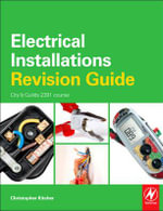 Electrical Installations Revision Guide : City & Guilds 2382 Course - Chris Kitcher