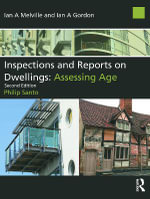 Inspections and Reports on Dwellings : Assessing Age - Philip Santo