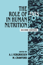 Role of Fats in Human Nutrition - UNKNOWN AUTHOR