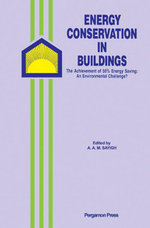 Energy Conservation in Buildings : The Achievement of 50% Energy Saving: An Environmental Challenge?