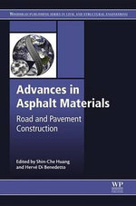 Advances in Asphalt Materials : Road and Pavement Construction