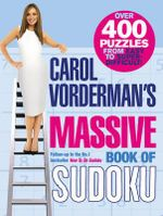 Carol Vorderman's Massive Book of Sudoku - Carol Vorderman