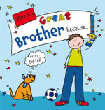You're a Great Brother Because... : Suga-Lumps Giftbook - Ged Backland