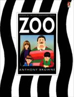Zoo : Red Fox picture books - Anthony Browne