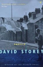 Saville : Winner of the 1976 Man Booker Prize - David Storey