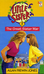 Great Sister War : Little Sister Big Trouble Ser. - Allan Frewin Jones