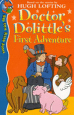 Doctor Dolittle's First Adventure : Red Fox Read Alone Ser. - Hugh Lofting