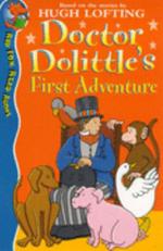 Doctor Dolittle's First Adventure : Red Fox Read Alone Ser. - Hugh Lofting