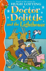 Doctor Dolittle and Lighthouse : Red Fox Read Alone S. - Hugh Lofting