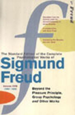 Complete Psychological Works of Sigmund Freud : Volume 18 - Sigmund Freud