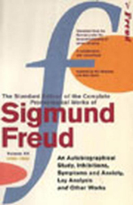 Complete Psychological Works of Sigmund Freud : Volume 20 - Sigmund Freud