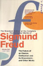 Complete Psychological Works of Sigmund Freud : Volume 21 - Sigmund Freud