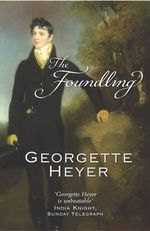 Foundling - Georgette Heyer
