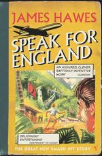 Speak for England - James Hawes