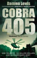 Cobra 405 - Damien Lewis