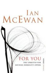 For You - Ian McEwan