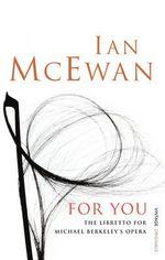 For You - Ian McEwan