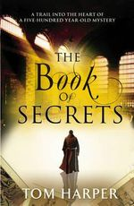 The Book of Secrets - Tom Harper