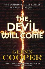 The Devil Will Come : Banned from the Beach - Glenn Cooper