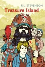 Treasure Island : Vintage Children's Classics - Robert Louis Stevenson