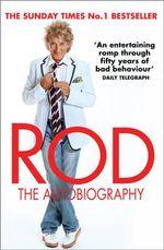 Rod : The Autobiography - Rod Stewart