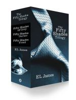 Fifty Shades Trilogy Boxed Set : 50 Shades of Grey, 50 Shades Darker, 50 Shades Freed 3-Volume Boxed Set - E. L. James