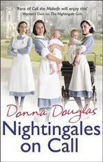 Nightingales on Call : Nightingales - Donna Douglas