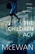 The Children Act - Ian McEwan