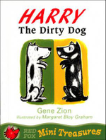 Harry The Dirty Dog : Red Fox Mini Treasures Series - Gene Zion