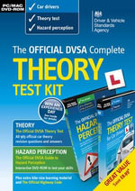 The Official DSA Complete Theory Test Kit 2013 - Driving Standards Agency