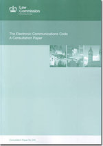 The Electronic Communications Code : A Consultation Paper - Great Britain: Law Commission