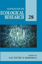 Advances in Ecological Research : Structure and Function