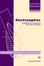 Electrooptics : Phenomena, Materials and Applications - Jose Manuel Cabrera