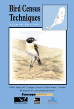 Bird Census Techniques - C. J. Bibby