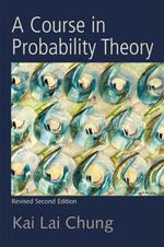 A Course in Probability Theory - Kai Lai Chung