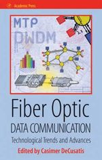 Fiber Optic Data Communication : Technology Advances and Futures