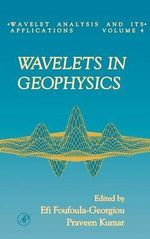 Wavelets in Geophysics