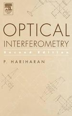 Optical Interferometry - P. Hariharan