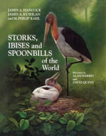 Storks, Ibises and Spoonbills of the World - James A. Hancock