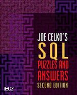 Joe Celko's SQL Puzzles and Answers - Joe Celko