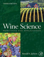 Wine Science : Principles and Applications - Ronald S. Jackson