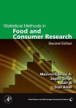 Statistical Methods in Food and Consumer Research :  Metroluxe Edition - Maximo C. Gacula