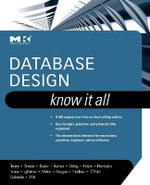 Database Design : Know it All - Toby J. Teorey