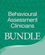 Bundle for Behavioural Assessment Clinicians - Michel Hersen