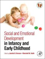 Social and Emotional Development in Infancy and Early Childhood : Encyclopedia of Infant and Early Childhood Development Three-Volume Set